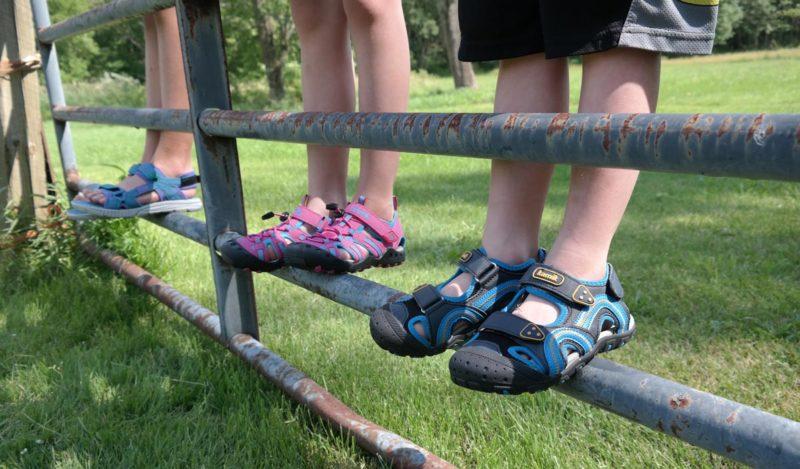 Kamik sandals review