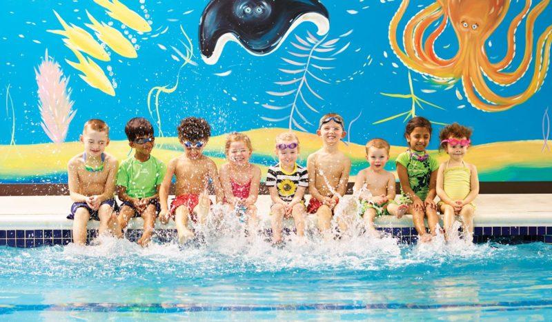 Goldfish Swim School Hudson Opening August