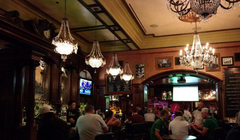 Rí Rá Irish Pub Review Las Vegas