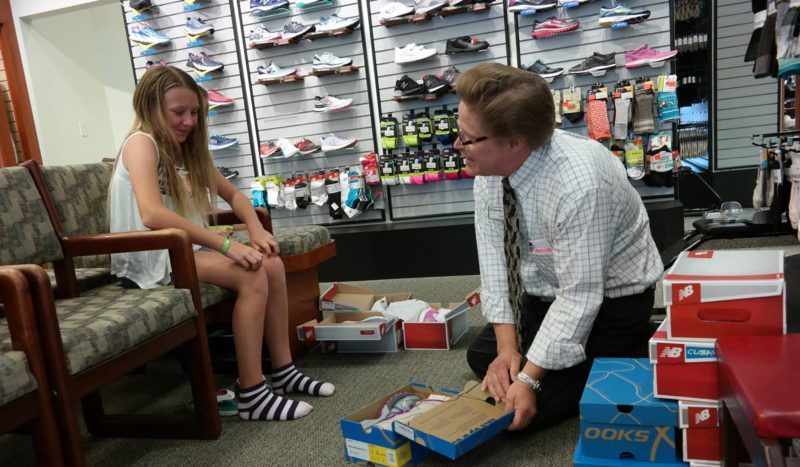 Lucky Shoes for Kids Akron Ohio
