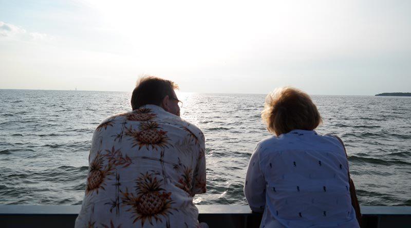 Put-in-Bay with Grandparents/Grandchildren