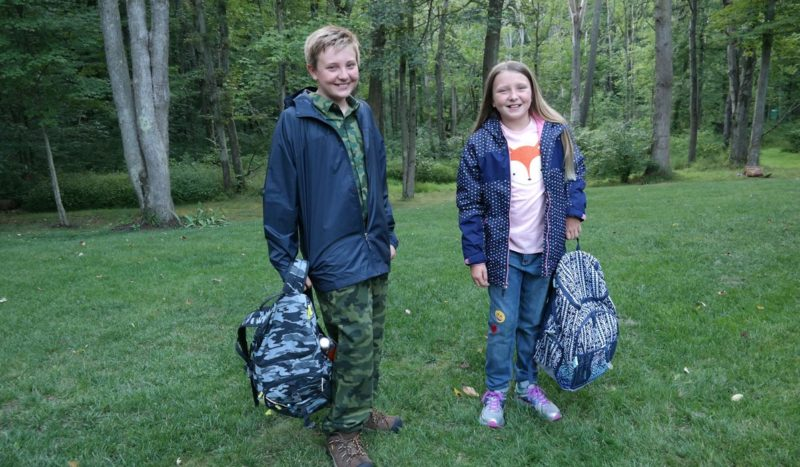Lands' End Jackets for kids review