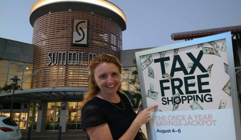 Shop Summit Mall for Back-to-School Clothes During Tax Free Weekend
