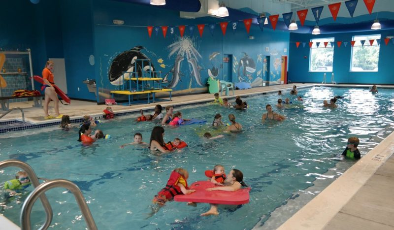 Grand Opening Goldfish Swim School Hudson, Ohio