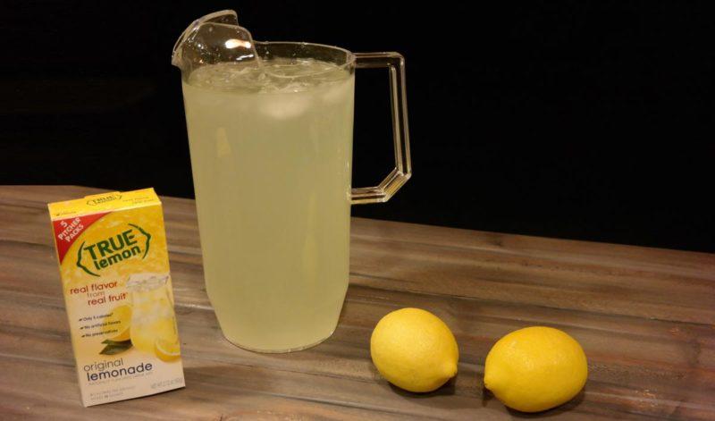 true lemon lemonade