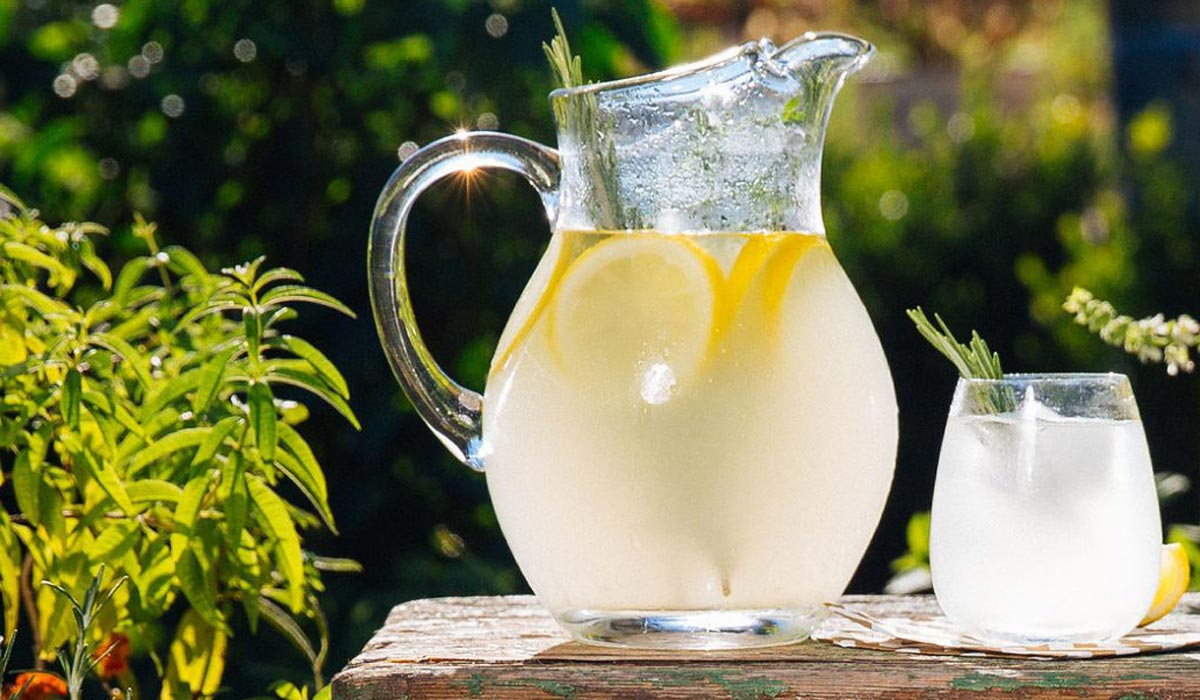 Natural Lemonade with 1 Carb Per Serving: T1D Approved! Natural Lemonade with 1 Carb Per Serving: T1D Approved!