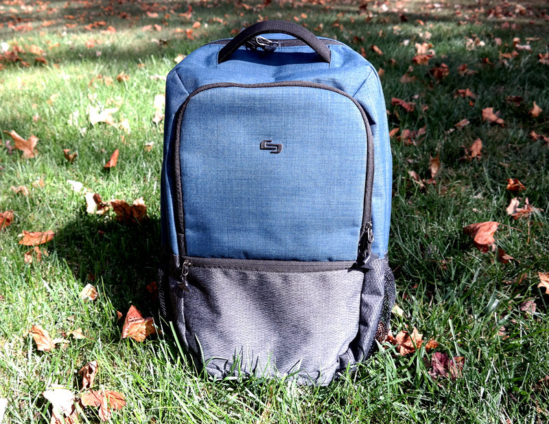 Solo New York backpack review
