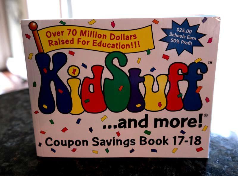 Cleveland KidStuff Coupon Book