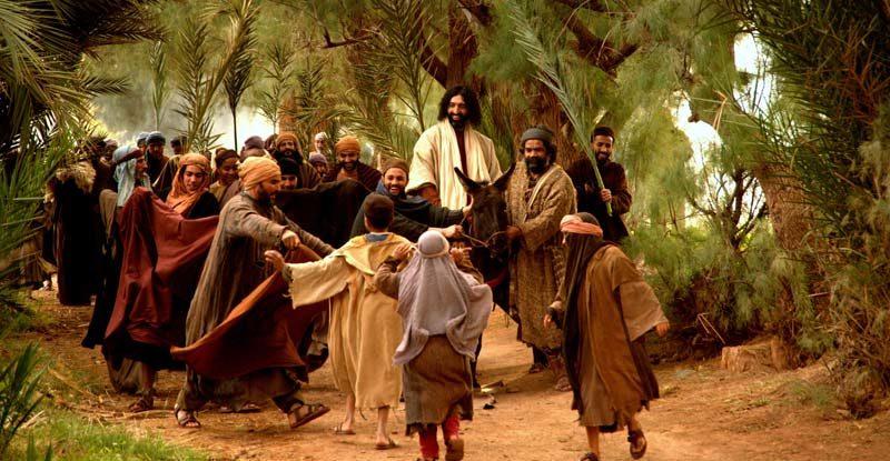 The Gospel of Luke Lionsgate