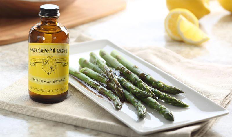 Asparagus Salad with Dijon Vinaigrette recipe