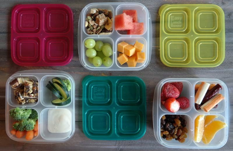EasyLunchboxes Snack Container Review