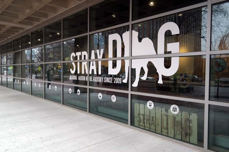 Stray Dog Downtown Akron Ohio Review