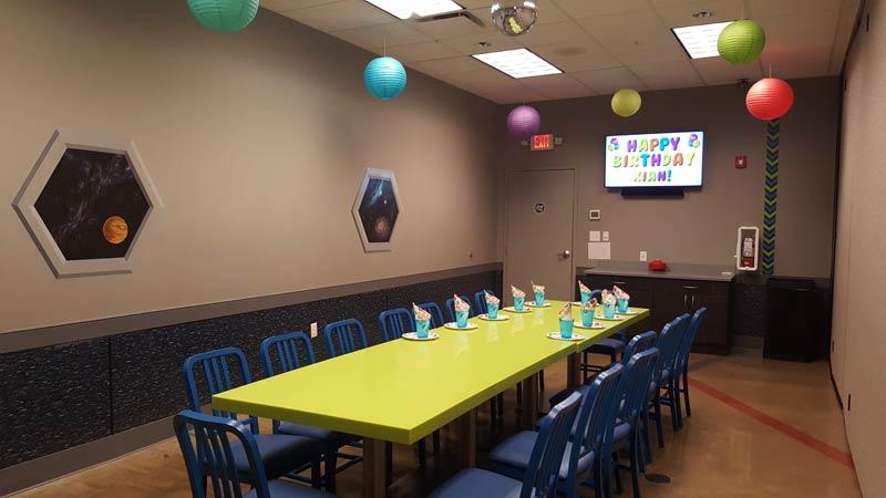 birthday party parma
