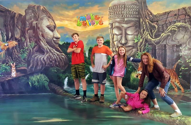 Make Believe Family Fun Center Parma Ohio Review