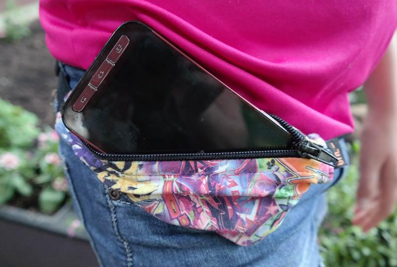 belt bag for kids phones
