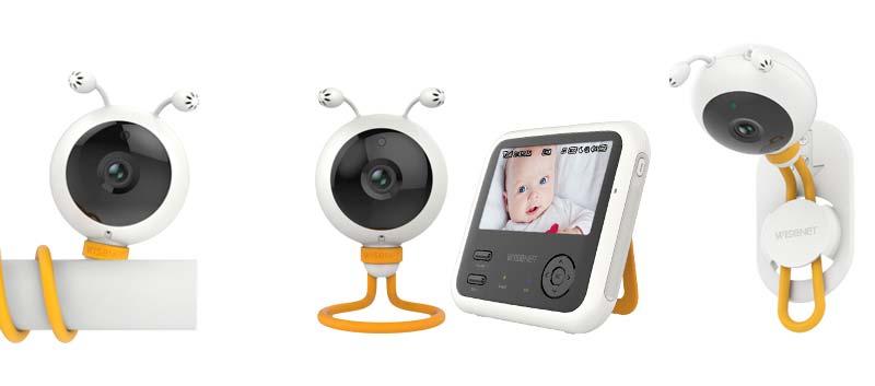 babyview eco baby monitor