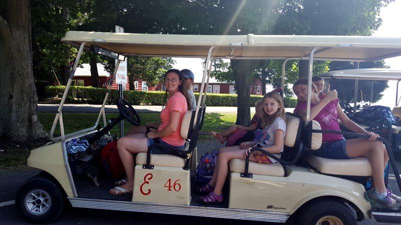 E's Golf Cart Rental Put in Bay