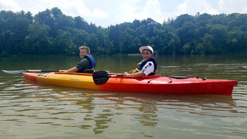 Hinckley Reservation Hinckley Ohio Review Kayaking