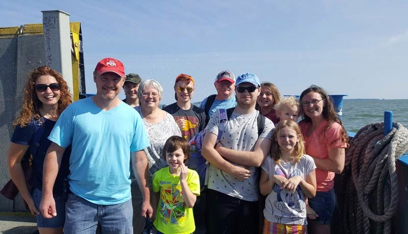 miller-ferry group travel to put in bay