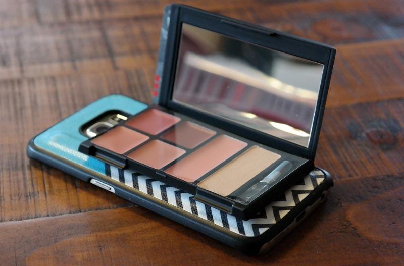 Palm Pact Facecase Makeup Phone