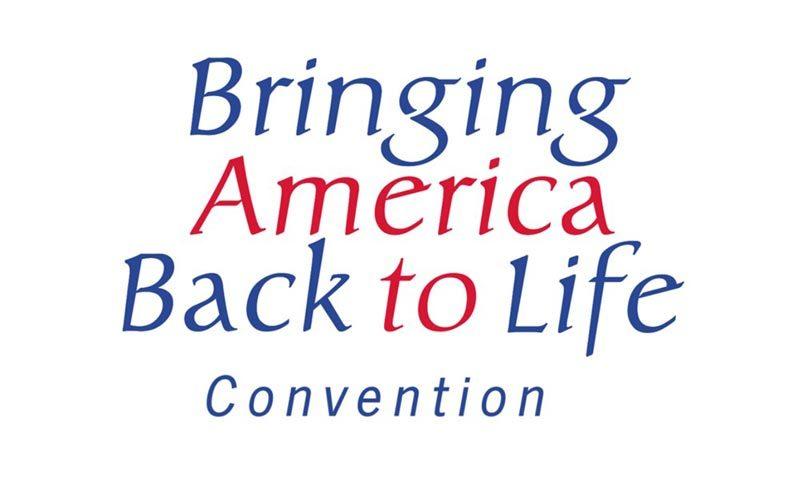 Bringing America Back to Life Conference Ohio