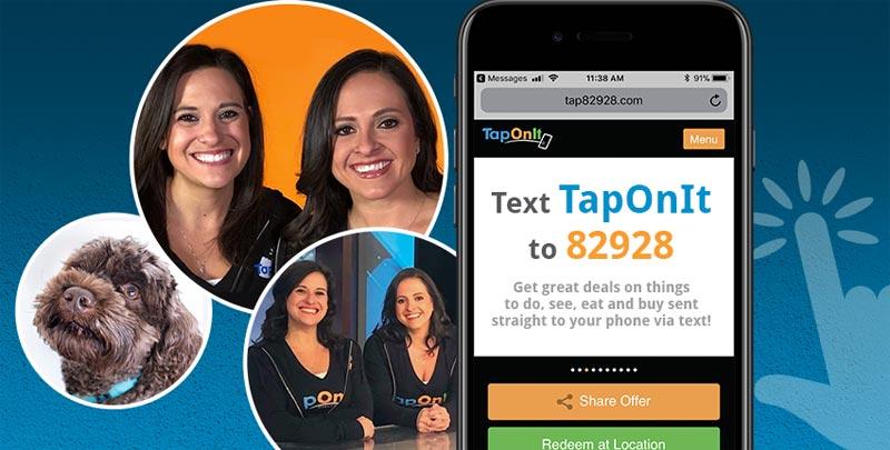 TapOnIt Mobile Deals canton columbus Ohio
