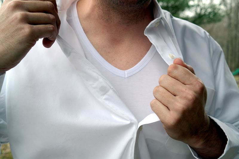 Ejis Sweat Proof Undershirt Review