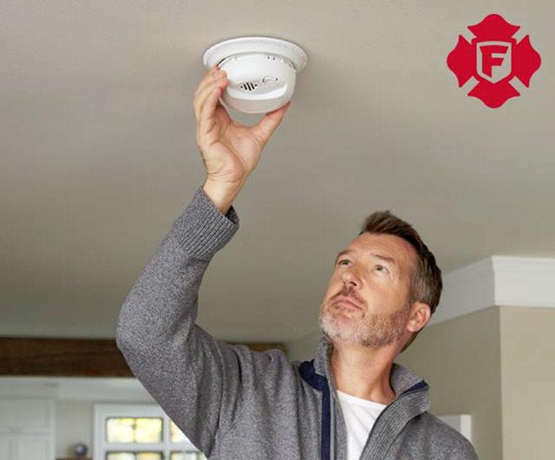 first-alert 10 year dual sensor alarm