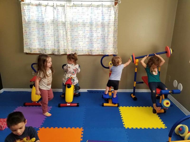 Kids Gym Wadsworth Ohio