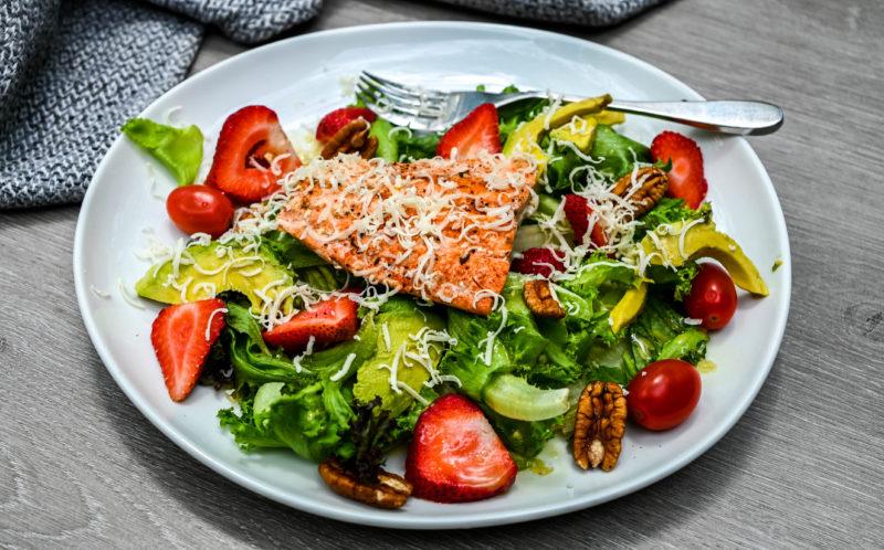 Piada Italian Street Food Farmers Market Salad Copycat Recipe
