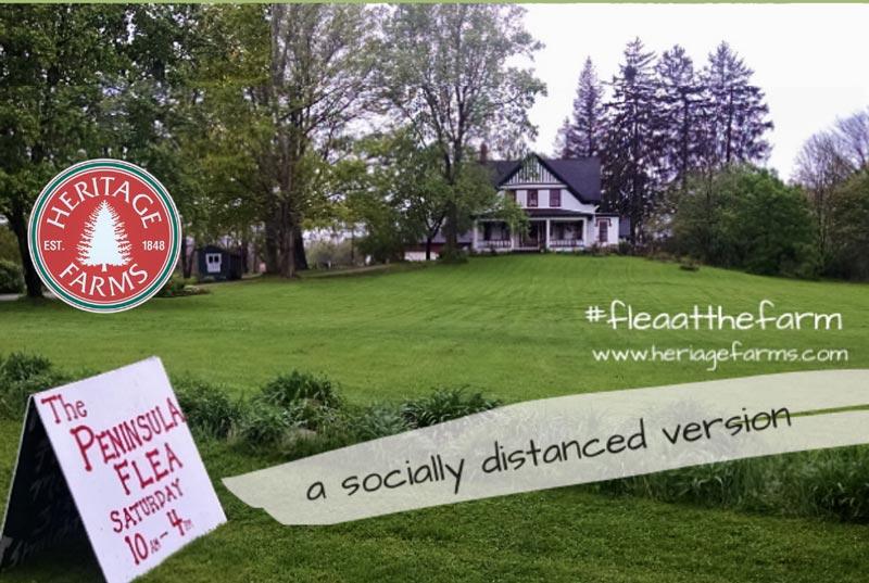 Ohio flea market 2021 socially distanced