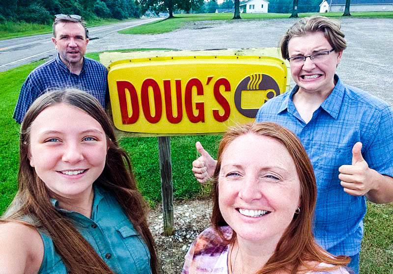 Doug's Dinner Bucket Peninsula Ohio Best Buckeye Breakfasts Best Hudson Breakfast CVNP